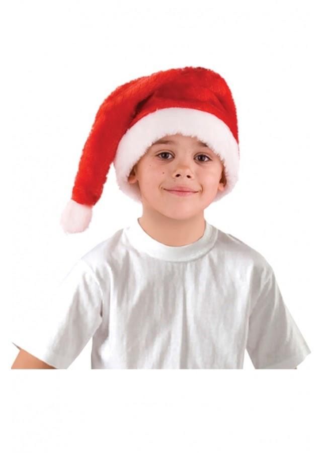 Колпак, шапка Деда Мороза (дет.)