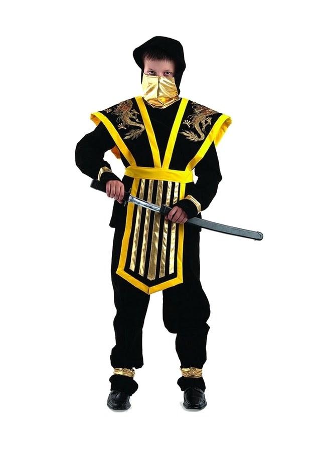 Мастер ниндзя желтый (К-премьер) 921