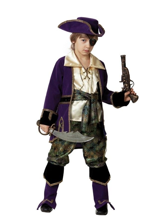 Капитан пиратов лиловый (К-Премьер) 924