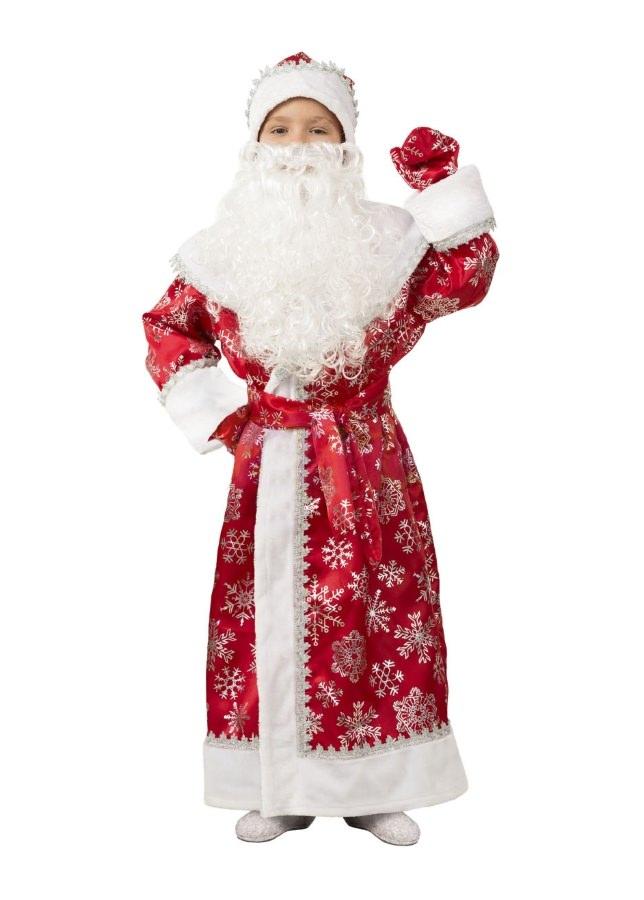 Дед Мороз сатин (дет.) 1206