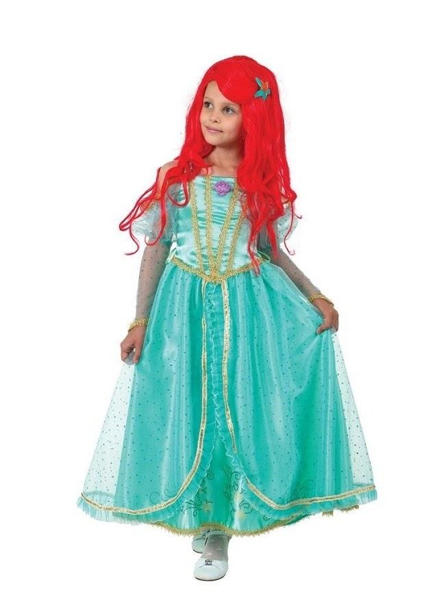 Принцесса Ариэль (текстиль) 7061 Дисней