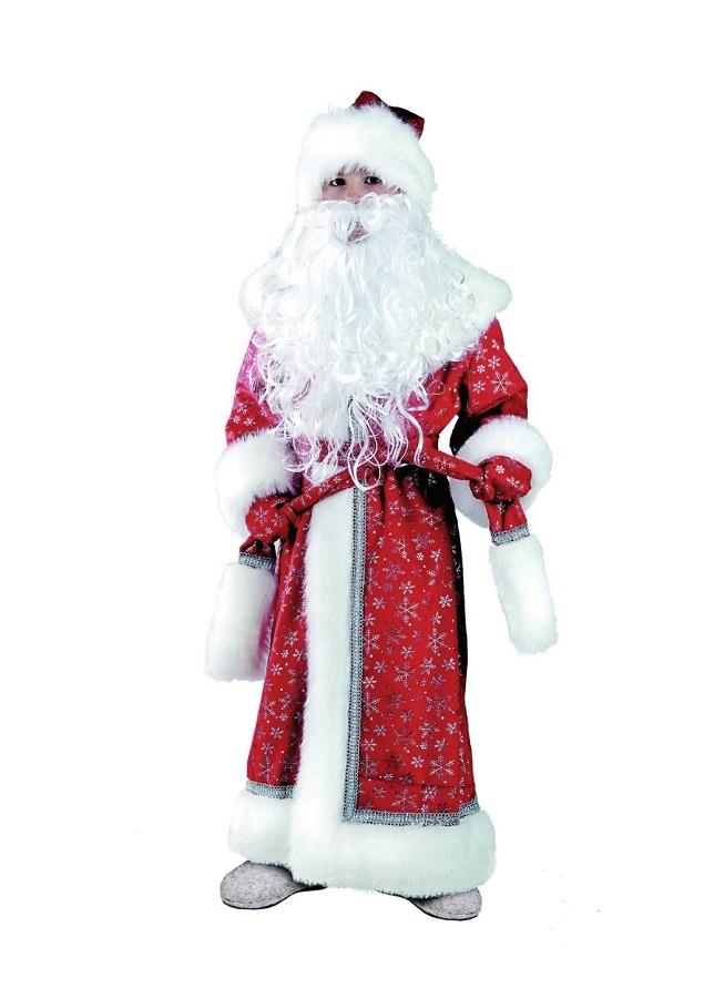 Дед Мороз плюш (дет.) р.32-34 178