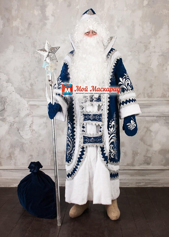 Костюм Деда Мороза «Купеческий»