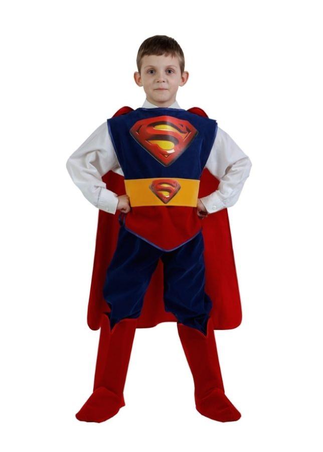 Супермен (зв.маскарад) 406