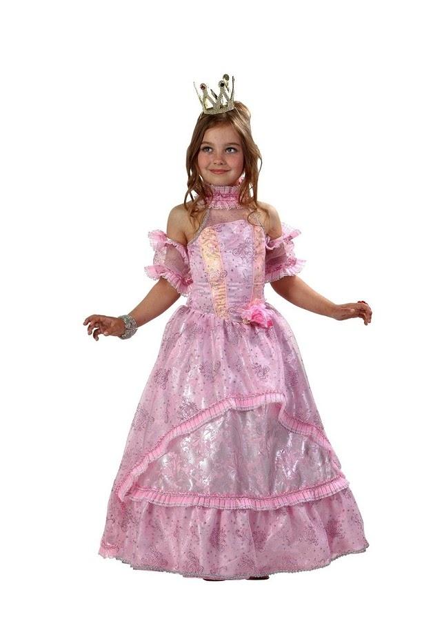Золушка-Принцесса розовая (зв.маскарад) 482